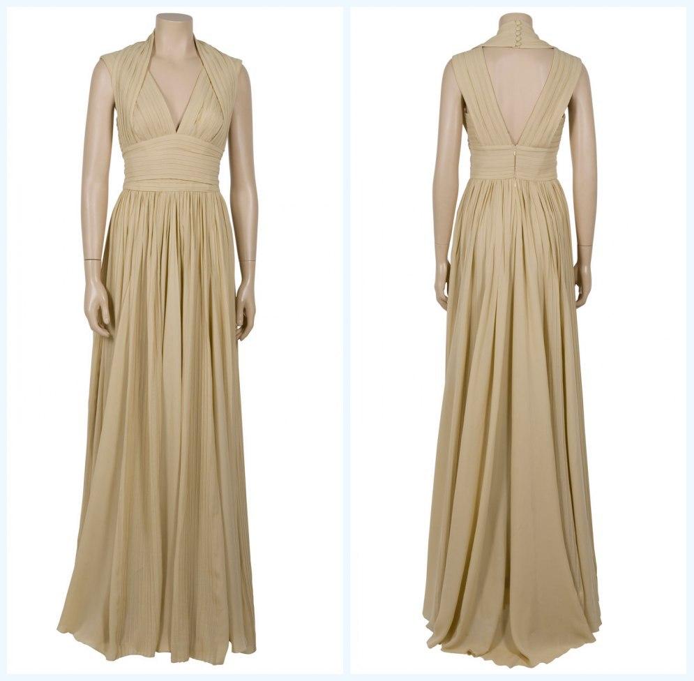 Вечернее платье Bayonlinedress v/elie Saab 3892 вечернее платье the covenant of sexy goddess 2015 elie saab vestidos evening dresses