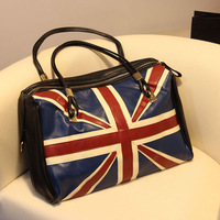 M word flag bag all-match gentlewomen bags large 2013 women's casual handbag vintage