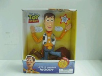 Free shipping Christmas gift Toy Story WOODY/one piece anime figure/hot special toys/toy for children