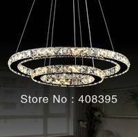 Free Shipping New Modern LED Chandelier lighting Pendant lamp Guaranteed100%+Free shipping!