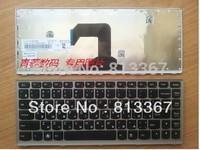 Lenovo Ideapad U410 replacement keyboard QWERTY Russian version