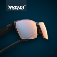 Blu ray radiation glasses radiation-resistant glasses female male computer goggles plain mirror