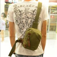 2013 men's chest pack male fashion shoulder bag man bag small bags