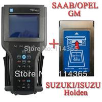 TECH 2  Tech2 pro Kit with TIS 2000 Candi 32MB crads gm tech2 diagnostic scan tool