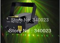 Free Shipping Hot Mini Projector R&G DJ Disco Light Stage Xmas Party Laser Lighting Show  DJBK