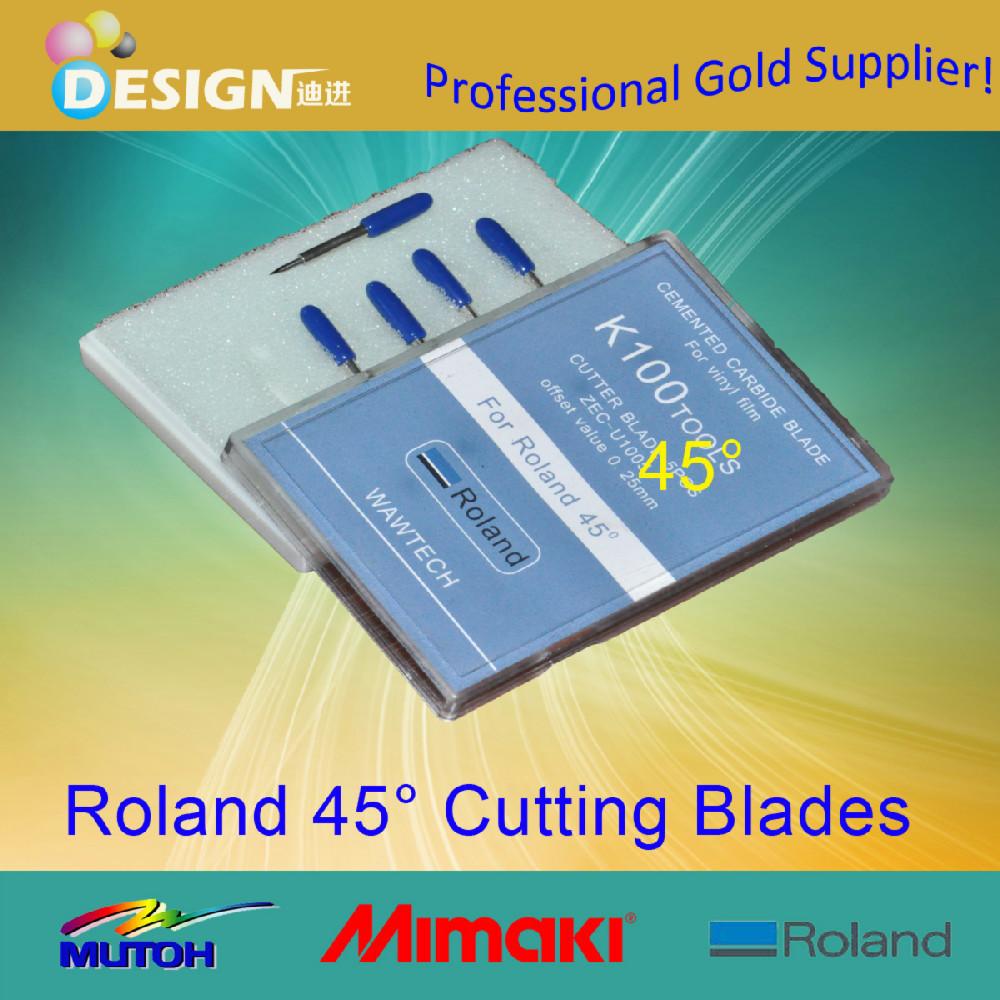 Roland plotter 45 degree cutter blade(China (Mainland))