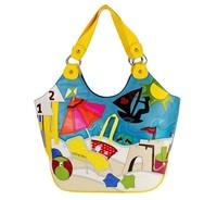 Wholesale 2012 trend braccialini women's handbag cartoon sweet women's handbag ol elegant  free shipping