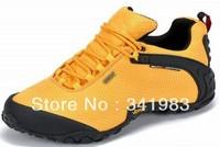 Free Shipping!Top quality 2013 brand Waterproof railway standard hiking shoes, climbing shoes fashion walking shoes eur39-44