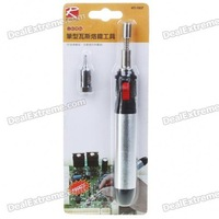 Electronics DIY Gas Soldering Iron