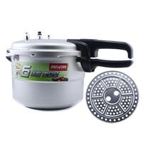 Electromagnetic furnace use pressure cooker