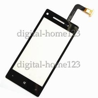 New Touch Screen Digitizer for HTC Windows Phone 8x Zenith Black