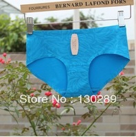FREE SHIPPING, 2014 HOT SALE  women's low waist  Jacquard sexy underwear lingerie no trace, 3pcs/lot