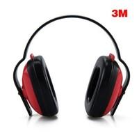 Free Shipping, 3m 1426 economic type anti-noise protective earmuffs heatshrinked
