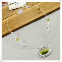 Jewelry accessories fashion - eye necklace