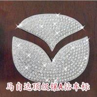 Dad diamond car stickers MAZDA m6 m3 m2 m5 cx-7 diamond refires emblem
