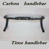 Whosale - Time rxrs RTM ergonomic  carbon road bike handlebar, road bicycle parts, size 40/42/44cm free shipping