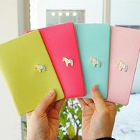 pony passport holder, passport cover,4 colors