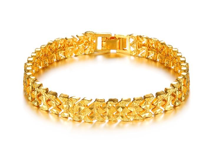 Fashion accessories popular big 2013 bracelet 18k gold women's bracelet n380(China (Mainland))