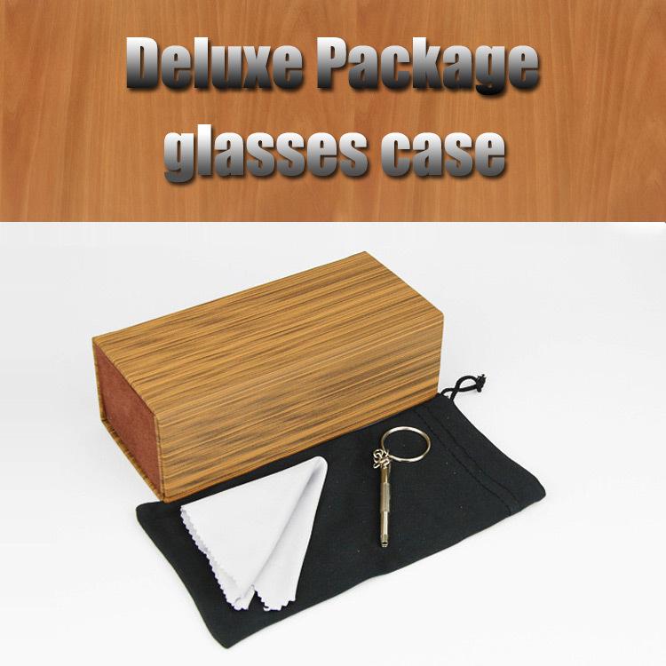 Делюкс пакет очки случае очки дело