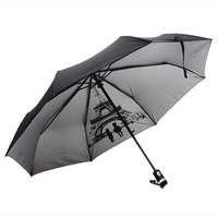 Top Quality,sun protection umbrellas elargol fully-automatic anti-uv umbrella automatic
