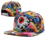 2013 new trukfit galaxy baseball snapback hats and caps for men/women sports hip pop cap cadet flat brim cap see top quality