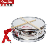 13 stainless steel drum xb145 snare drum musical instrument