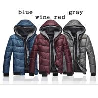 2013 European maximum warmth men winter down jacket