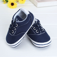 New 2013 Baby Girls Fashion Slip Canvas Toddler Shoes Boys Polo Sneakers First Walkers Tennis Shoes For the NewbornsColor Shoes