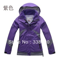 women outdoor jacket waterproof windproof jacket fashion thin section.      tkmhgkfg       A308