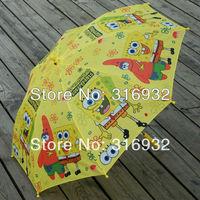 Free shipping SpongeBob and Patrick children umbrella new design, 1pc