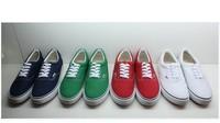 Hot sale unisex NEW Men's*Women's Classic sports Canvas Breathable vance shoes
