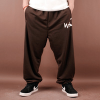 Honey thin loose hip-hop hiphop bboy hiphop dancer sports pants casual trousers