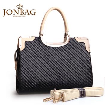 Bags women's handbag fashion knitted 2013 pressure decorative pattern fashion color block handbag 111