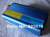Pure Sine Wave Power Inverter 500W / 1200W DC 12V - AC 110V 120V 130V free shipping