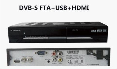 DVB-S FTA+USB+HDMI(China (Mainland))