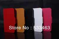 Inside with small bag fashion PU case  for IPhone 4/4S/5S  free shipping