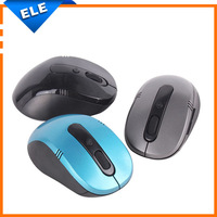 Brand New 2.4GHz High Qulity Wireless Optical Mouse/Mice + USB 2.0 Receiver for PC Laptop 10M Working Distance Red