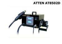 Atten AT8502D Hot Air Lead-free SMD Rework & Soldering Station Iron 2 in 1 900W 220V