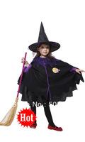 Halloween witch costume cos / nursery magic sorcerer / magic hat / Magic Broom 1190892043