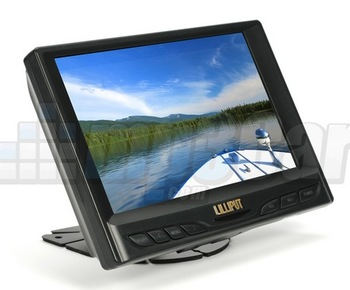 "Lilliput 629GL-70NP/C/T  7"" VGA Touchscreen w/ Auto Back-up Camera Switch great for GPS applications"