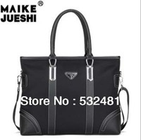 2013 hot-selling British fashion style Canvas Men messenger bag men's briefcase & Laptop bags Free shipping