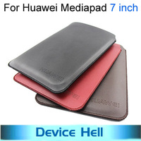Top quality microfiber ultra-thin leather pouch for Huawei Mediapad S7-301U/W/C/u(p) 7lite S7-931w/u 7inch tablet Free shipping