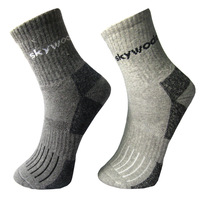 2013 Outdoor moisture wicking socks for hiking thermal thick quick dry breathable socks coolmax sports socks for men