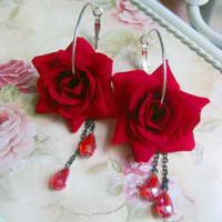 AR Lace Earrings drop earring new arrival  Freeshipping