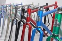 free shipping BJ - B28Track retro racing Bike frame