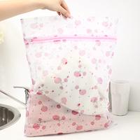 Fine mesh nylon derlook bra underwear clothing care wash bag laundry bag 33428