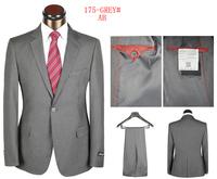 men career one button low collar suit sale