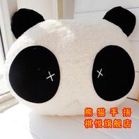 Hand warmer pillow cushion lovers panda hand pillow