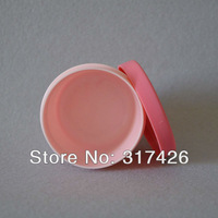 Free Shipping- 100g cylinder mask PP bottle, facial mask cream jars,containers LUSH split charging jars supplier
