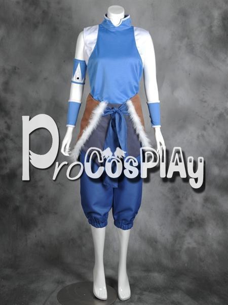 Korra Costume Korra Cosplay Costume